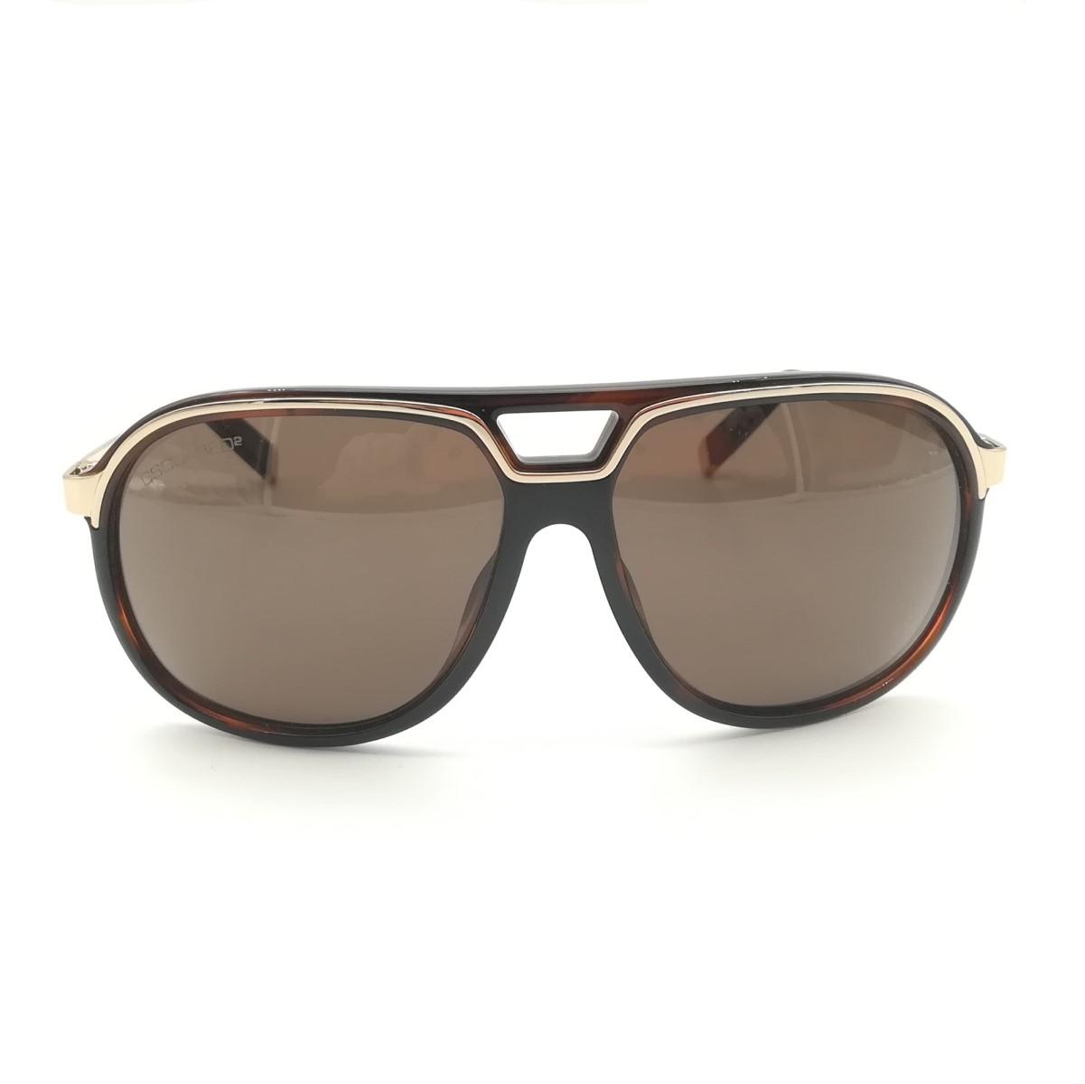 premium selection 23225 812ad DSQUARED occhiale da sole uomo 061